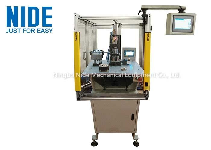 Single Station Needle Winding Machine Bldc Motor With Stator Cam Structure