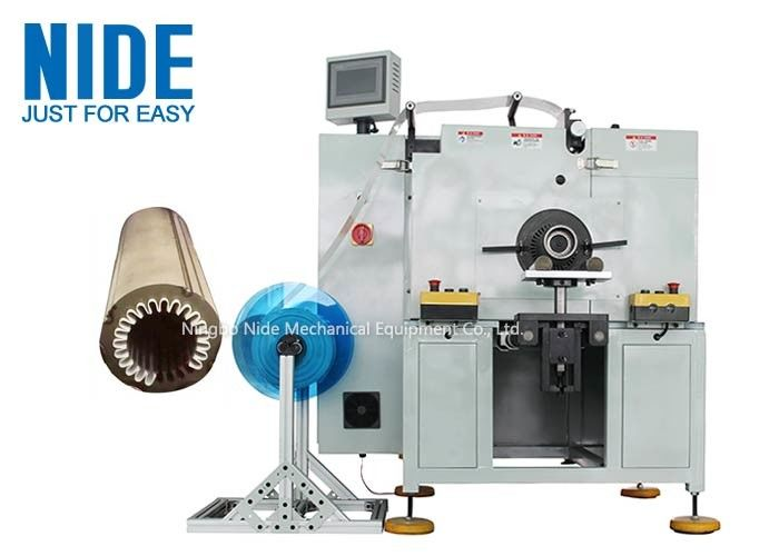 Big Size Stator Automatic Insulation Paper Inserter Machine Customized