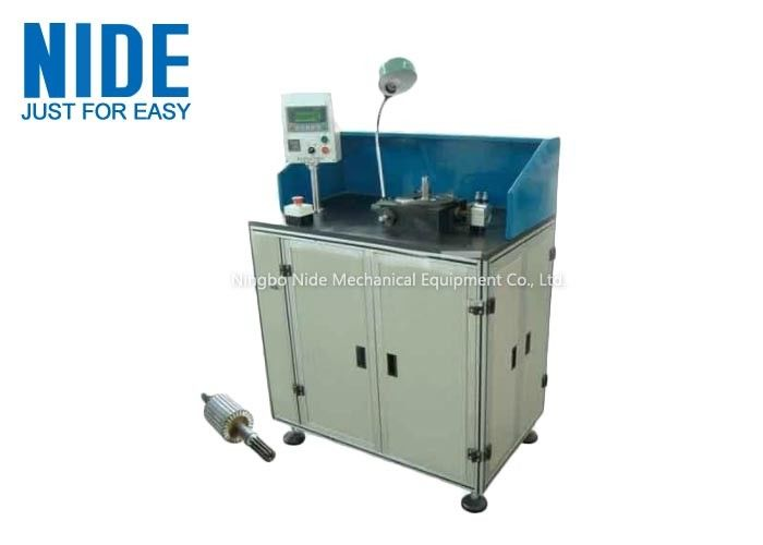 Auto Starting Motor Armature S shape Paper Shaping Insertion Machine