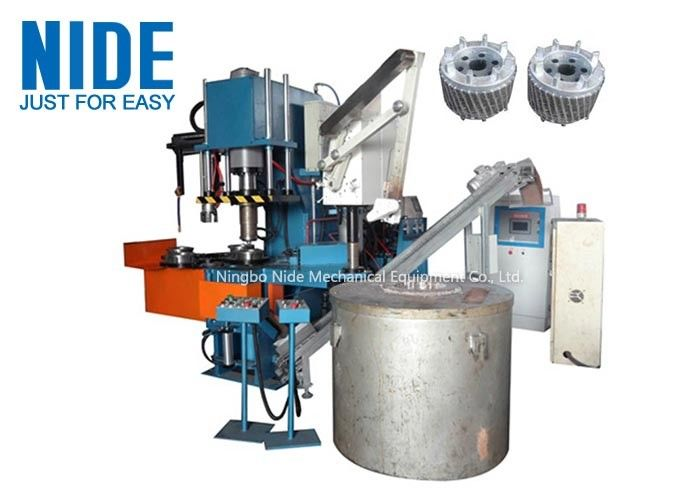 High Automation Rotor Die Casting Machine Water Cooling Aluminium Die Casting Machine