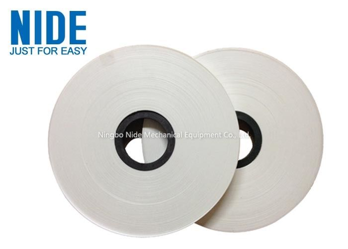 Milk White Electric Motor Spare Parts Insualtion Mylar Polyester Film Class E