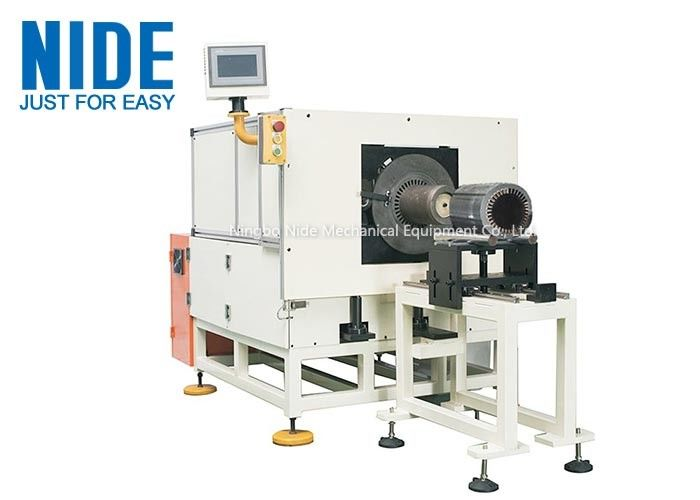 Industrial Motor stator Slot Insulation Paper Insertion Machine for large and medium electric motor