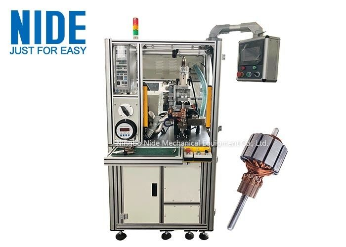 220V Voltage Commutator Fusing Machine Spot Welding Fusing Machine ND-CW005