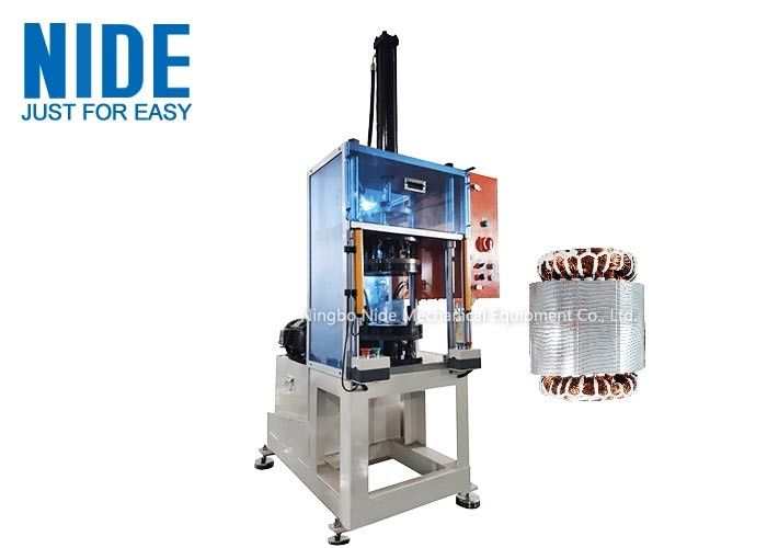High Efficiency Automation Coil Rolling Machine / Equipment For Stator Winding