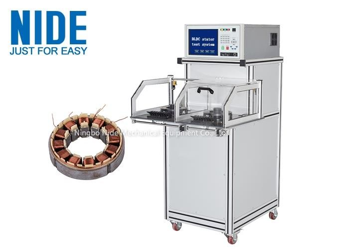 BLDC electric motor testing equipment electronic stator testing machine for air conditioner motor