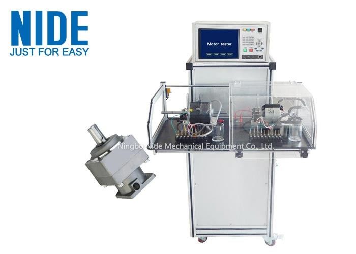 Electric motor testing equipment,DC motor test and monitoring bench for everything around winding and motor